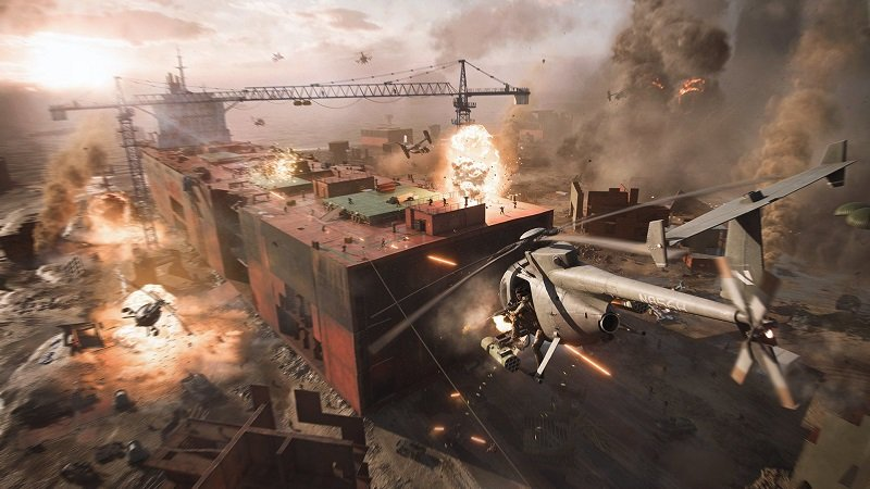 Battlefield 2042 Price for Next Gen Consoles Will be $69.99