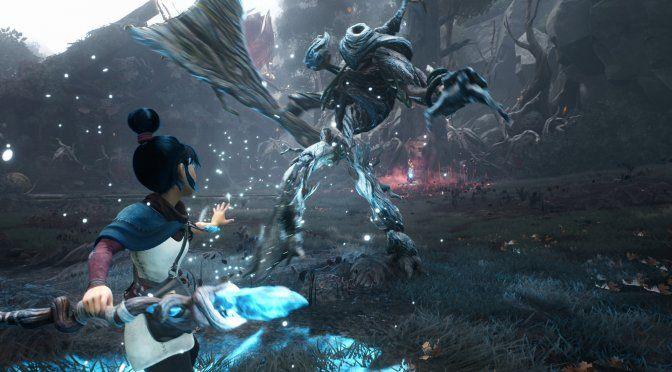 Kena Bridge of Spirits 4K 60 FPS Gameplay Video Released