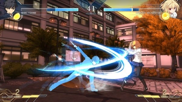 Melty Blood Type Lumina Announcement Trailer Released