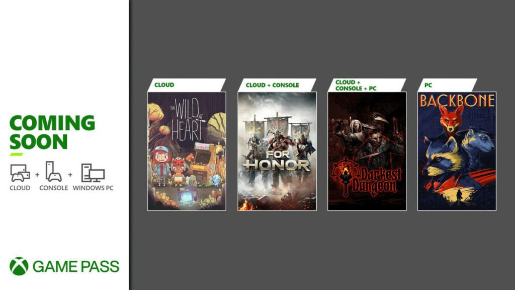 Xbox Game Pass June Content Has Been Revealed