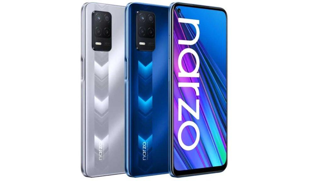 Realme Narzo 30 and Narzo 30 5G New Smartphones Announced
