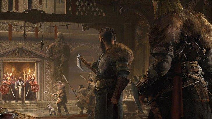 Assassin's Creed Valhalla Siege of Paris DLC New Information Revealed