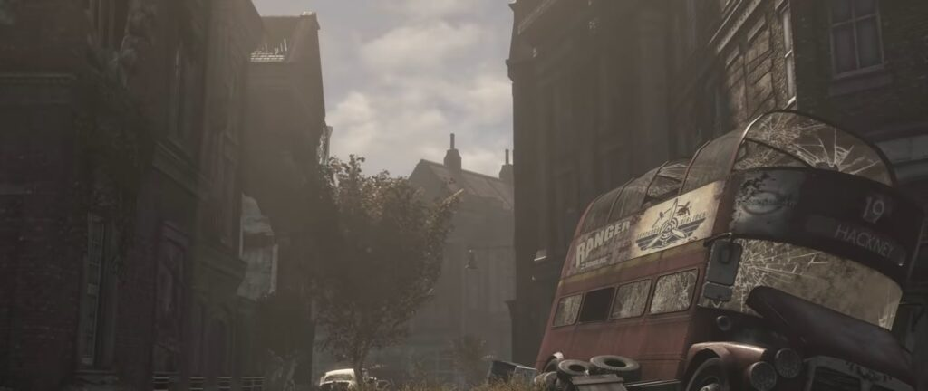 Fallout London Official Reveal Trailer Released