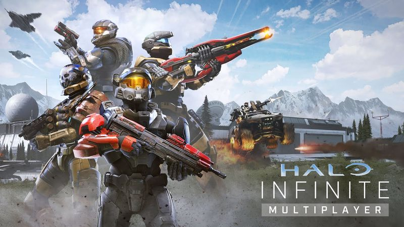 Halo Infinite Multiplayer New Overview Trailer