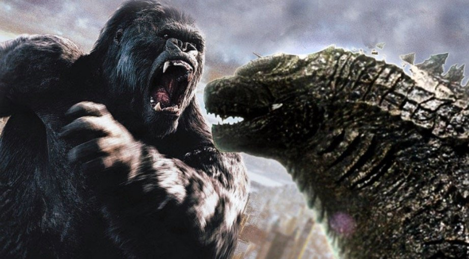 Godzilla and King Kong Now Appears with a GTA 5 Mod