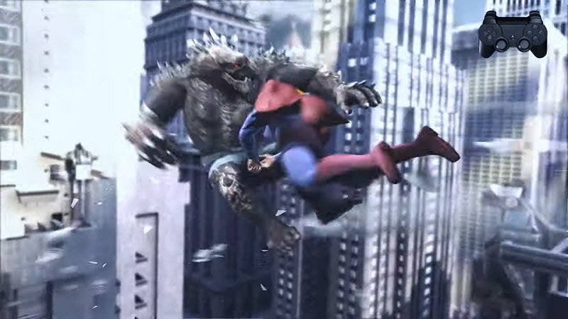 Cancelled Superman Game Details Come After Years