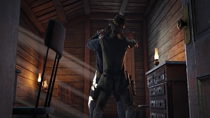 Red Dead Online Blood Money Trailer and More Info Revealed