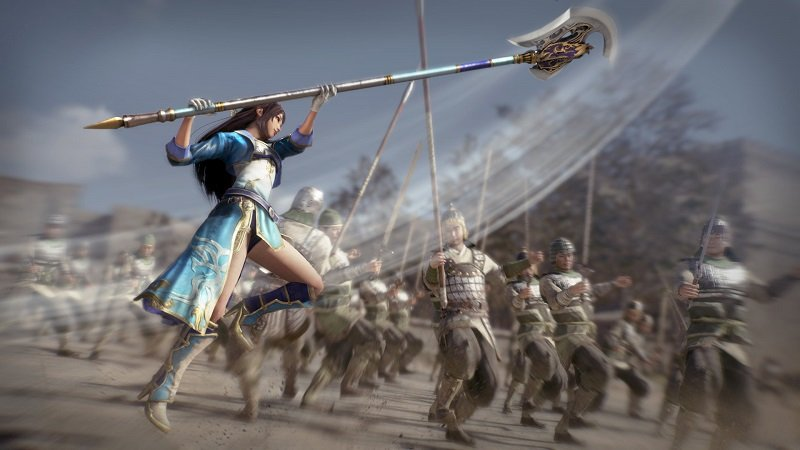 Dynasty Warriors 9 ESRB Rating Has Appeared