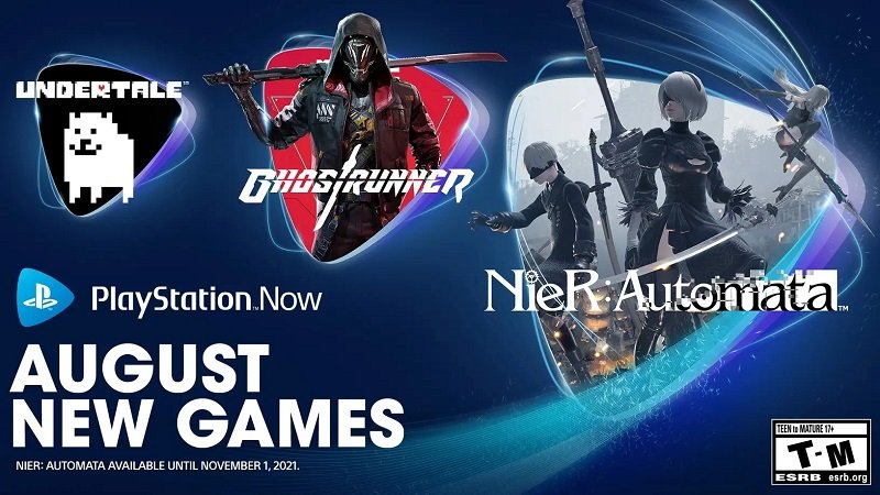 PS Now Games August 2021 Lineup Has Been Confirmed by Sony