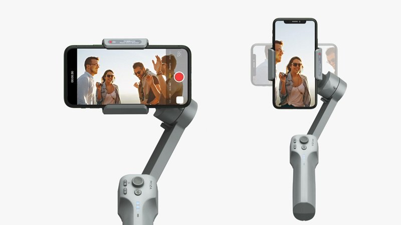 MOZA Mini MX2 Gimbal is Coming to Change the Mobile Filmmaking Industry