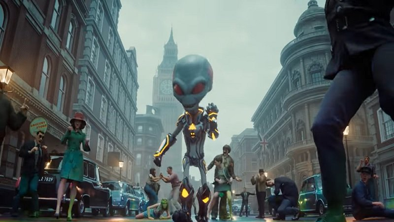 Destroy All Humans 2 Reprobed is Coming Only to Next Gen and PC
