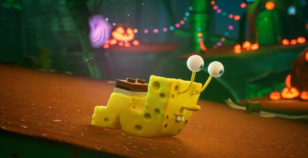 SpongeBob SquarePants The Cosmic Shake Has Been Announced