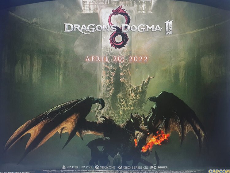 Dragon's Dogma 2 Will Get Released in 2022 According to Leak